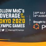 follow moc's coverage of the tokyo 2020 olympic games